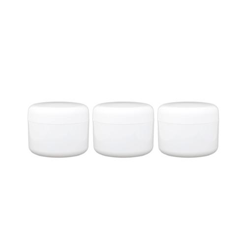 Lot 3 Pots Blanc Double paroi - 50ML