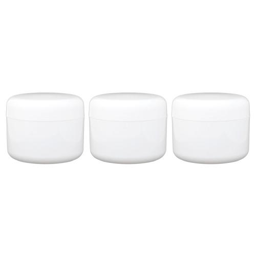 Lot 3 Pots Blanc Double paroi - 250ML