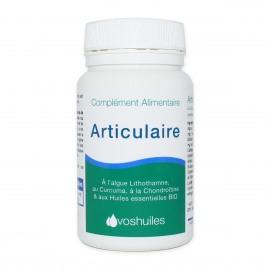 Articulaire, Complément Alimentaire à l'Algue de lithothamne et aux Huiles essentielles