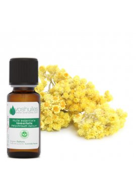 Huile Essentielle d'Hélichryse italienne (immortelle)
