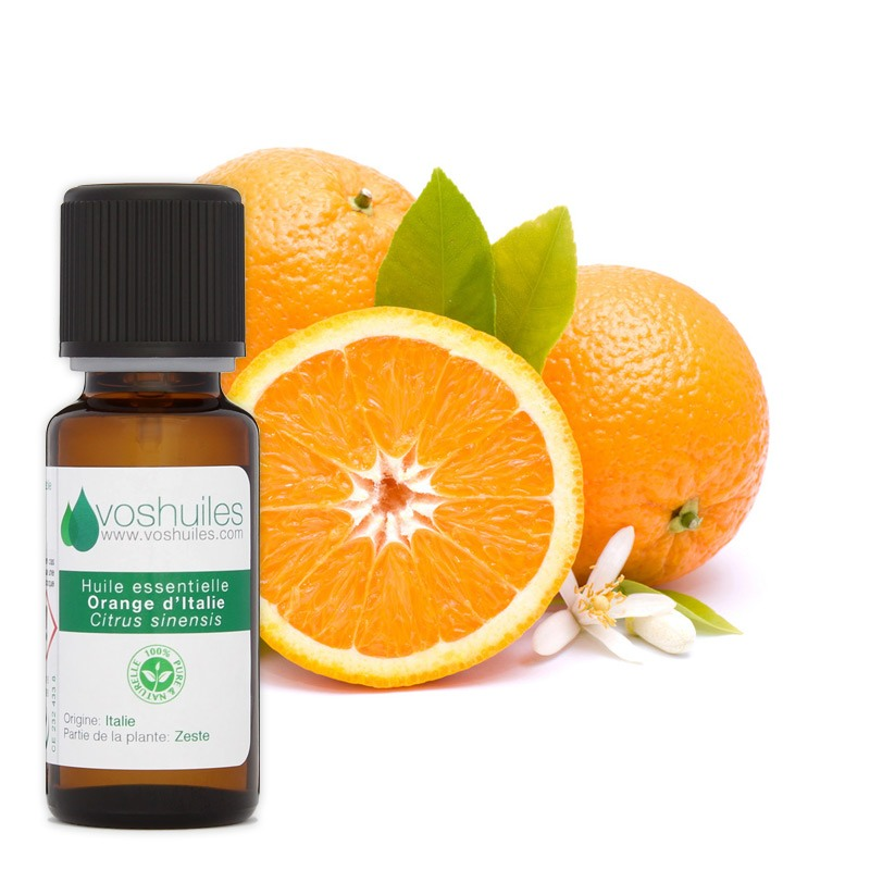 huile essentielle d 39 orange d 39 italie utilisation de l. Black Bedroom Furniture Sets. Home Design Ideas