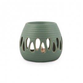 Brûle-parfum Céramique Vert